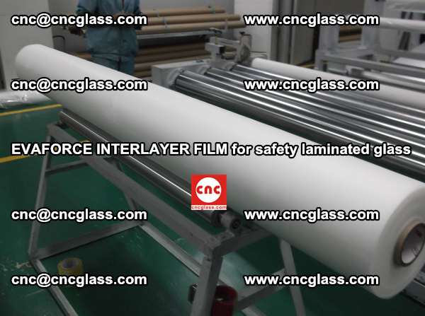 EVAFORCE INTERLAYER FILM for safety laminated glass (1)