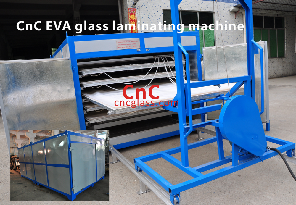CNC EVA Glass Laminating Machine