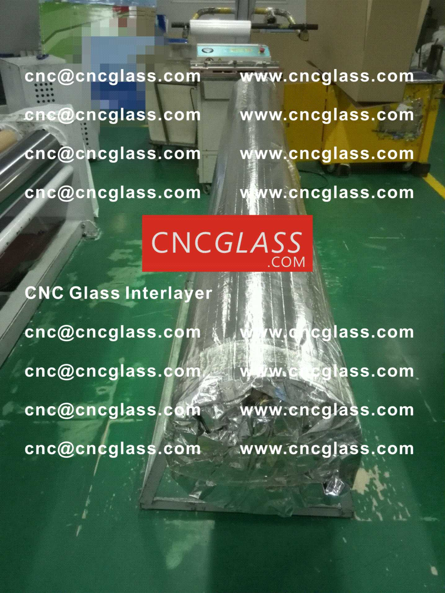002 CNC Glass Interlayer EVA Film for Safety Laminated Glass