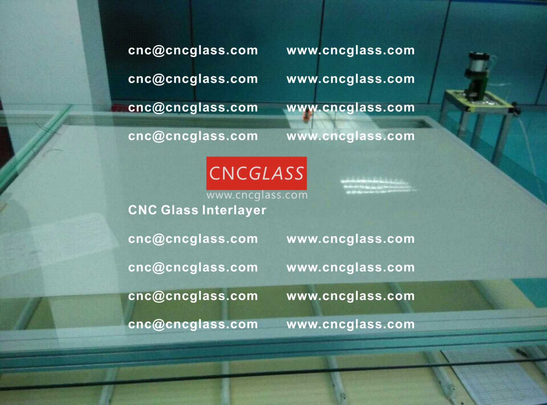 002 Smart Glass Film for safety laminated glass insert