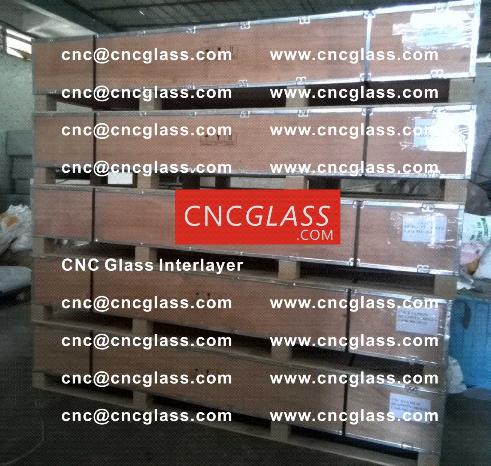 016 CNC Glass Interlayer EVA Film for Safety Laminated Glass