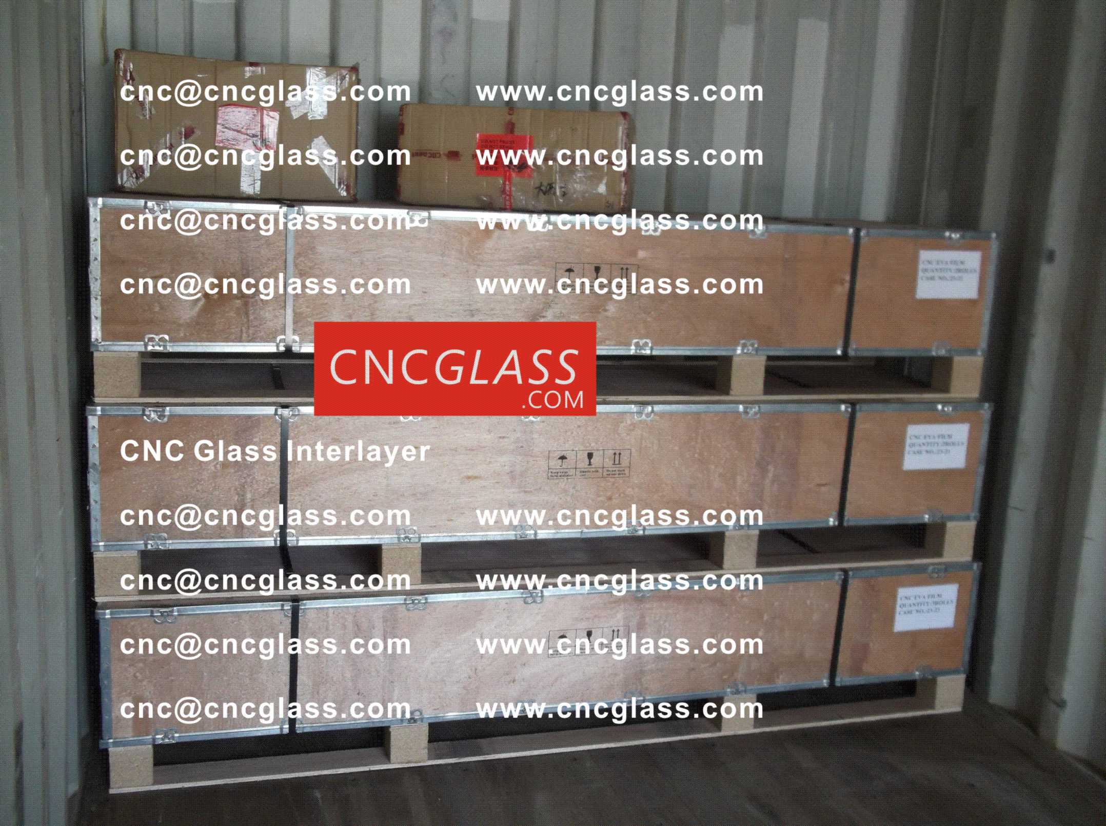 018 CNC Glass Interlayer EVA Film for Safety Laminated Glass