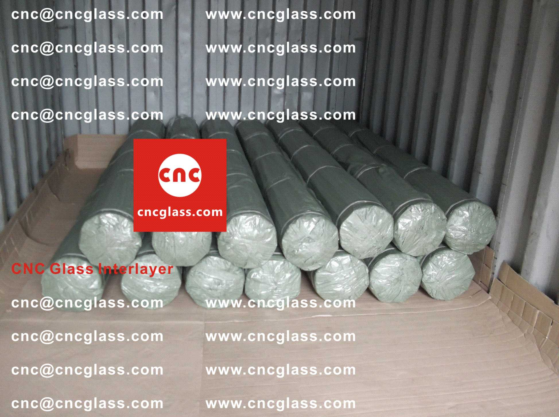001 Packing Loading EVA Interlayer Film for Safety Laminated Glazing