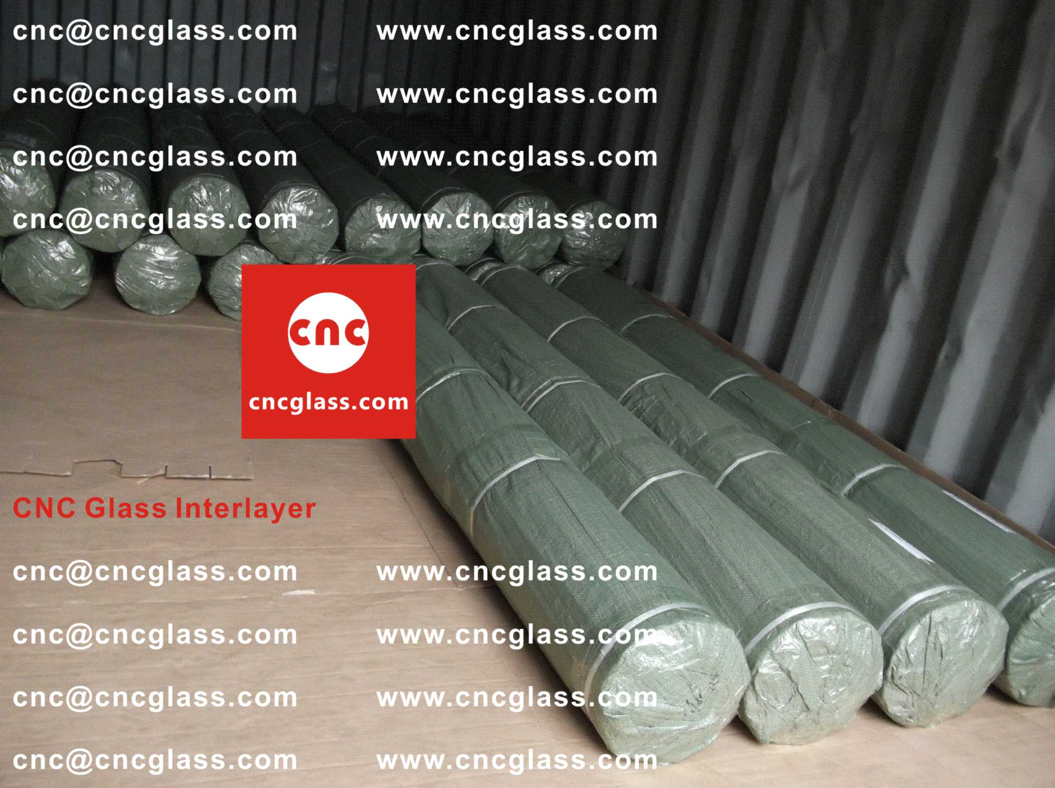 003 Packing Loading EVA Interlayer Film for Safety Laminated Glazing