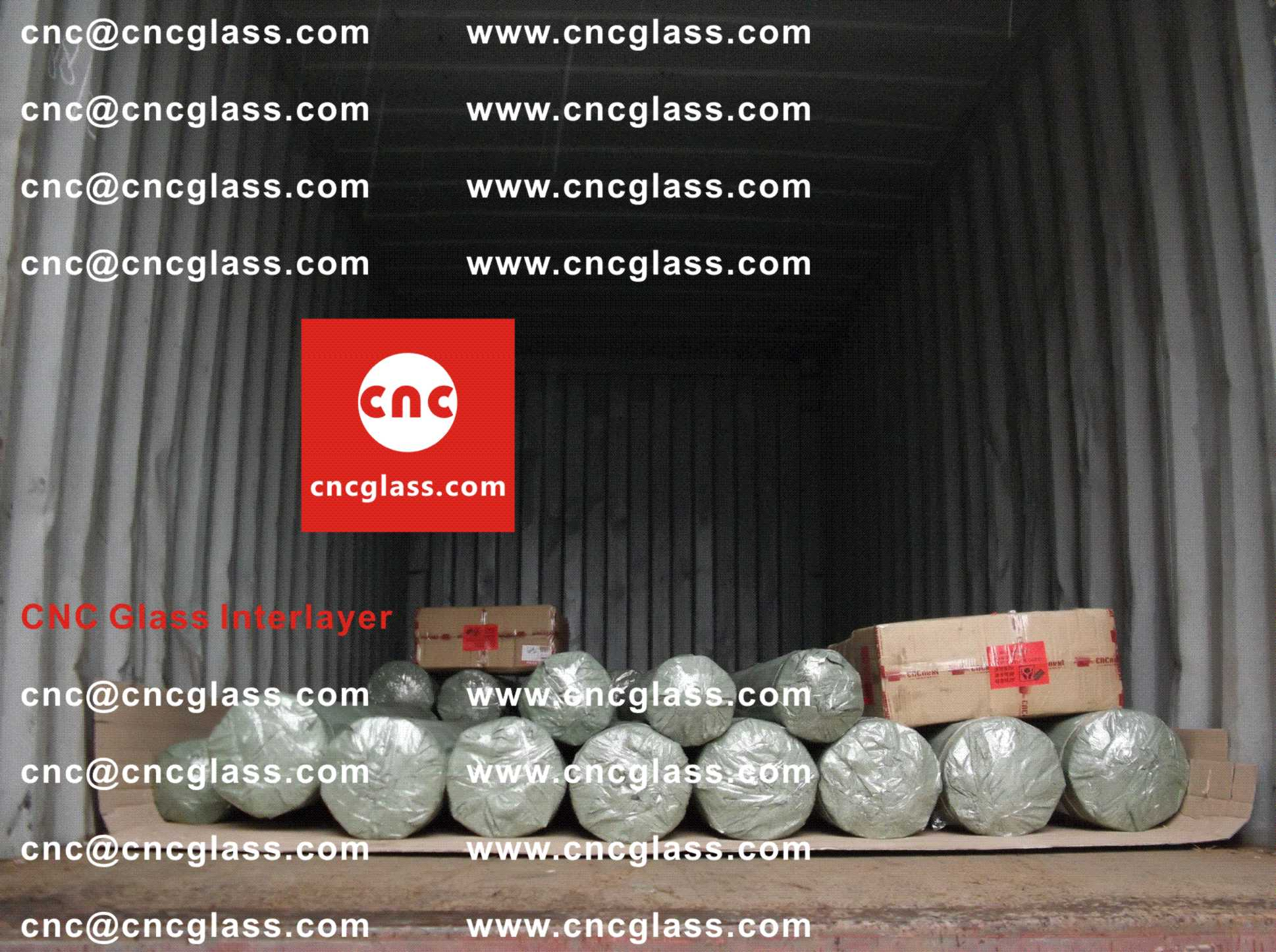 005 Packing Loading EVA Interlayer Film for Safety Laminated Glazing