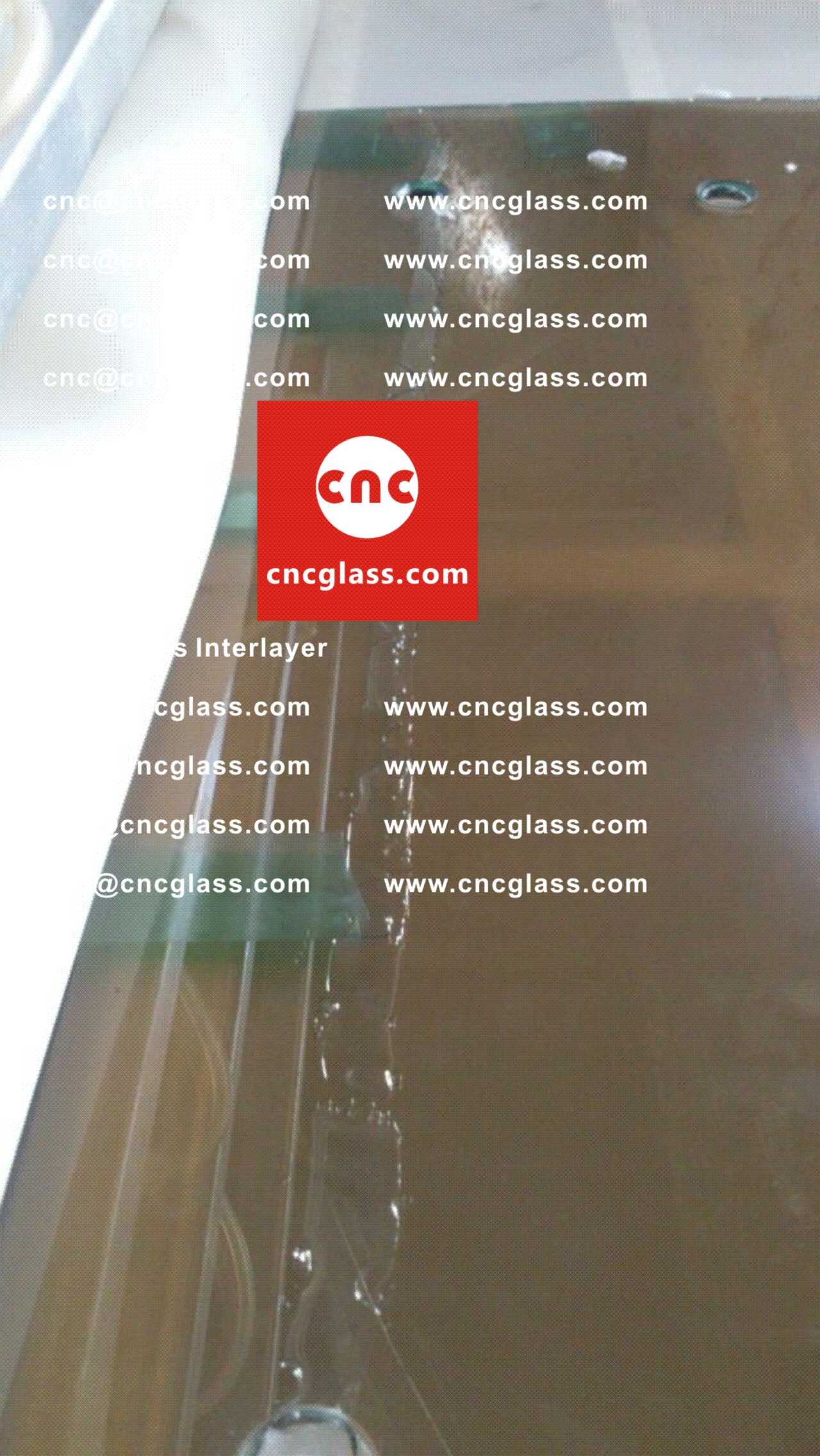Too High Temperature Causing Bubbles in EVA Film Safety Laminated Glass Glazing (Practical Case Study) (5)