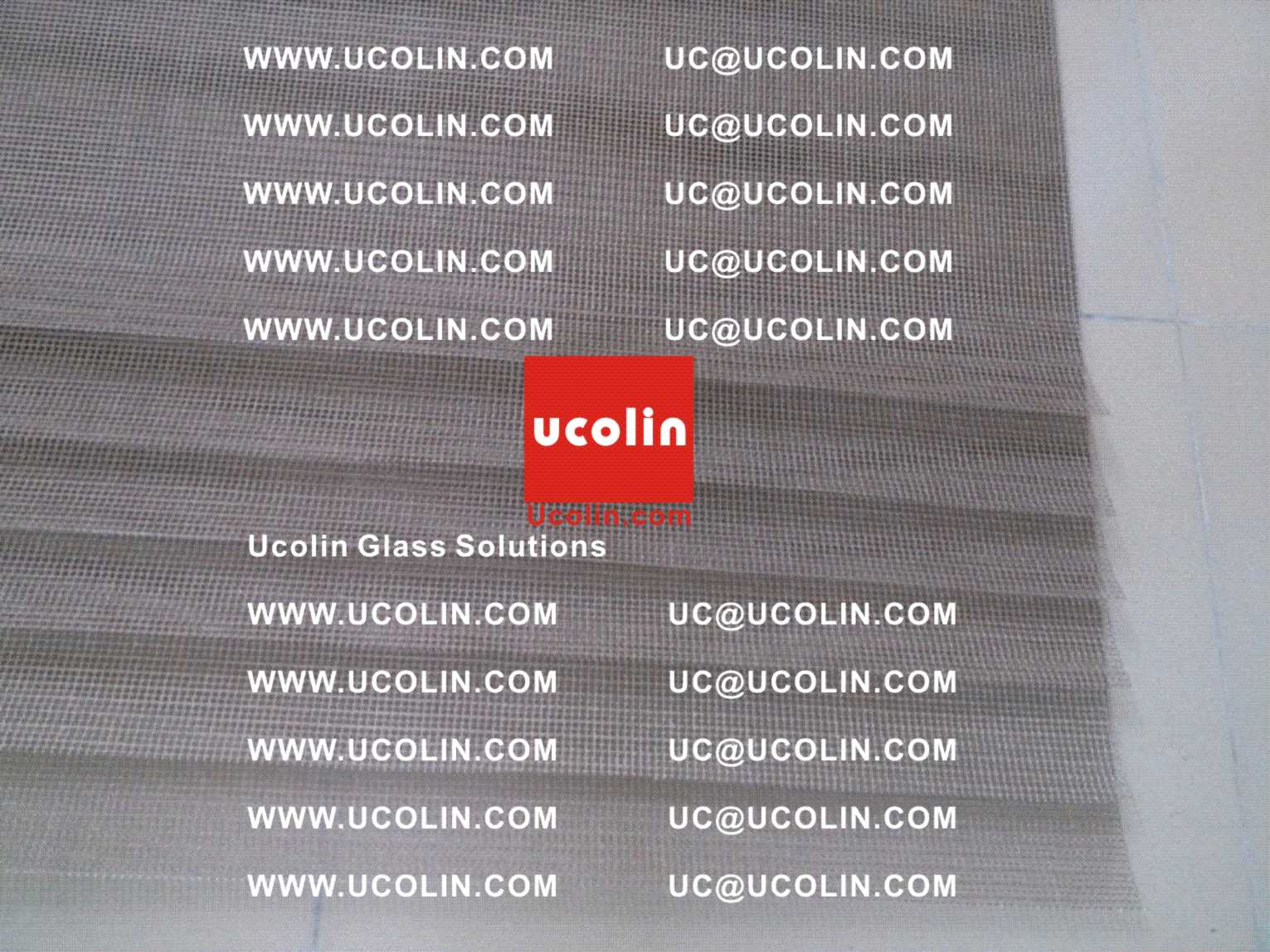 008 Teflon Glassfiber Mesh for silicone Vacuum Bag in EVA Film safety glass laminating vacuuming