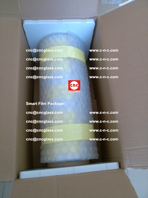 Package of Smart film, Smart glass film, Privacy glass film (11)