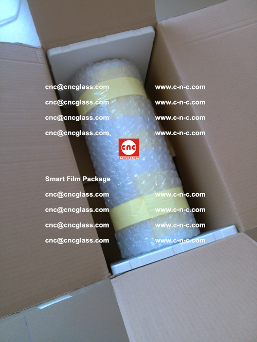 Package of Smart film, Smart glass film, Privacy glass film (2)