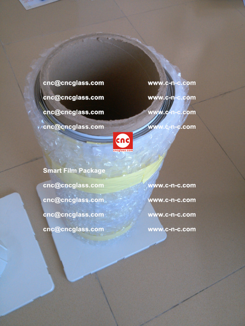 Package of Smart film, Smart glass film, Privacy glass film (22)