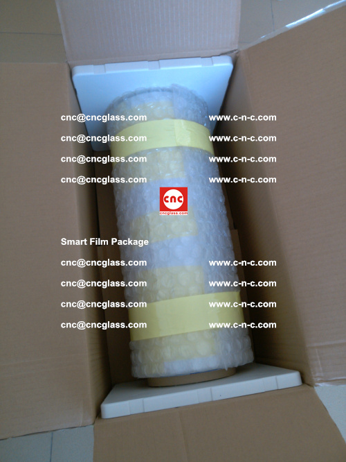 Package of Smart film, Smart glass film, Privacy glass film (3)