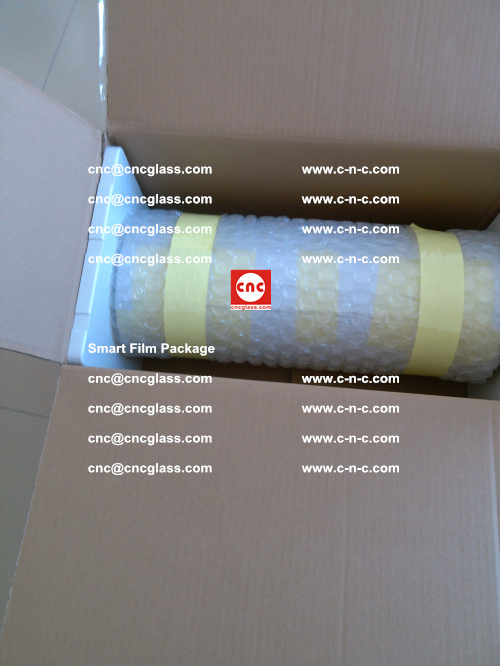 Package of Smart film, Smart glass film, Privacy glass film (5)
