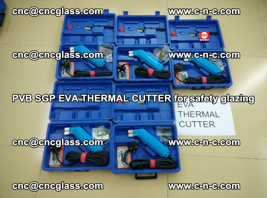PVB SGP EVA THERMAL CUTTER for laminated glass safety glazing (106)
