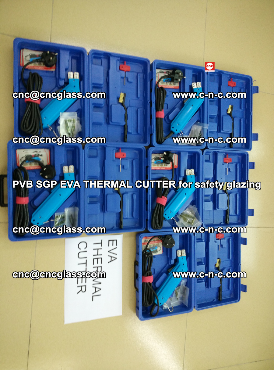 PVB SGP EVA THERMAL CUTTER for laminated glass safety glazing (113)