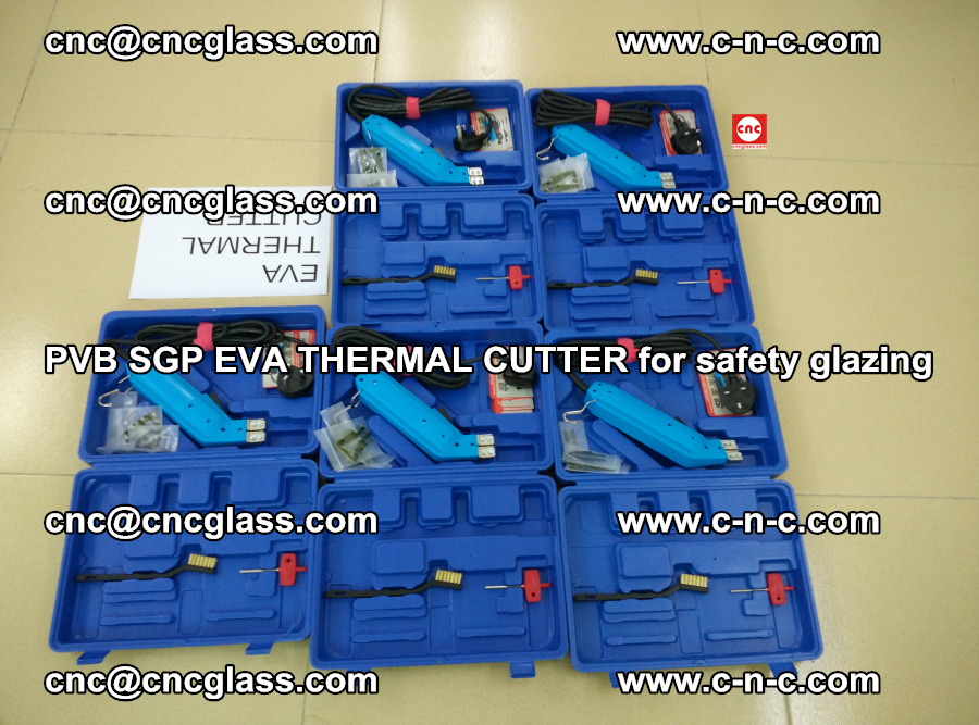 PVB SGP EVA THERMAL CUTTER for laminated glass safety glazing (30)