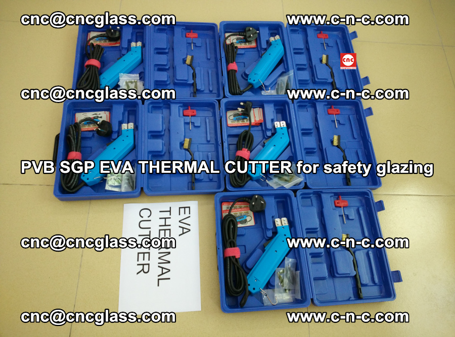 PVB SGP EVA THERMAL CUTTER for laminated glass safety glazing (40)