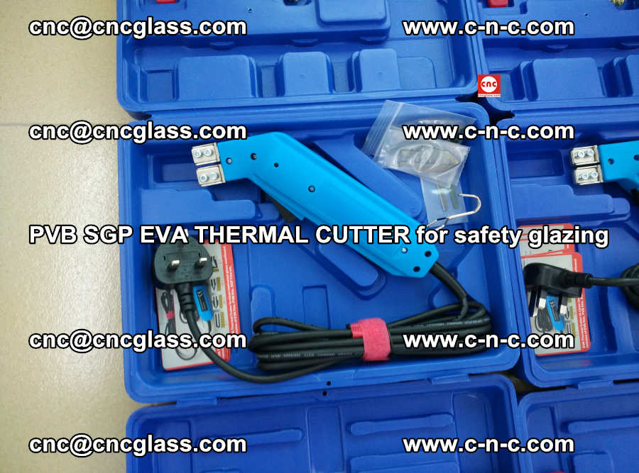 PVB SGP EVA THERMAL CUTTER for laminated glass safety glazing (54)