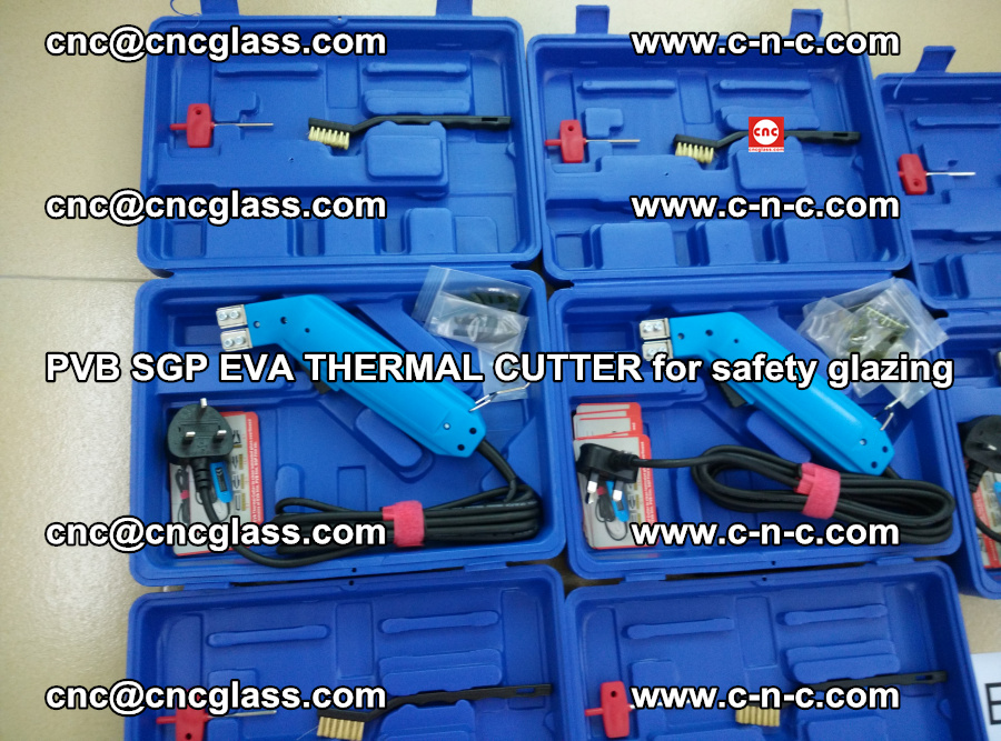PVB SGP EVA THERMAL CUTTER for laminated glass safety glazing (60)