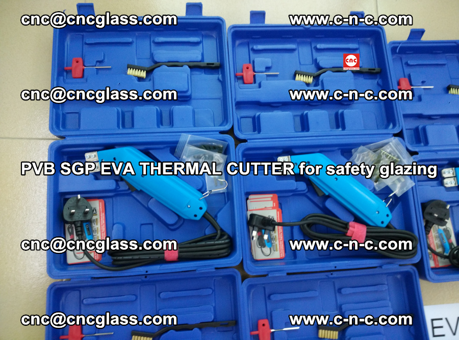 PVB SGP EVA THERMAL CUTTER for laminated glass safety glazing (63)