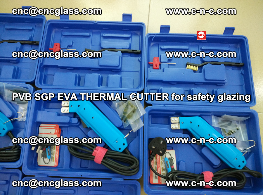PVB SGP EVA THERMAL CUTTER for laminated glass safety glazing (70)