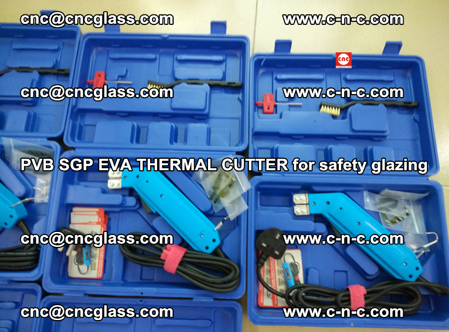 PVB SGP EVA THERMAL CUTTER for laminated glass safety glazing (72)