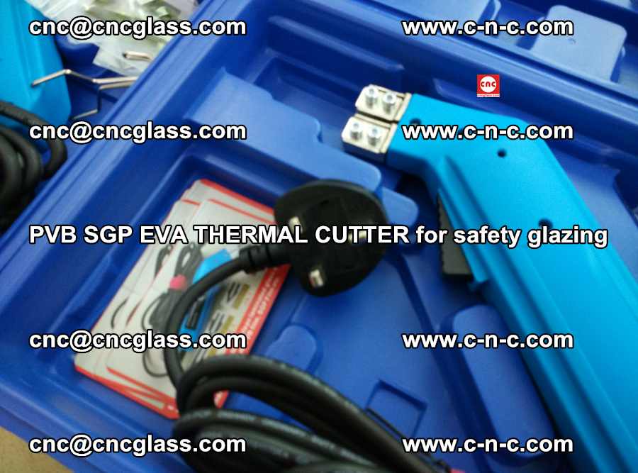 PVB SGP EVA THERMAL CUTTER for laminated glass safety glazing (73)