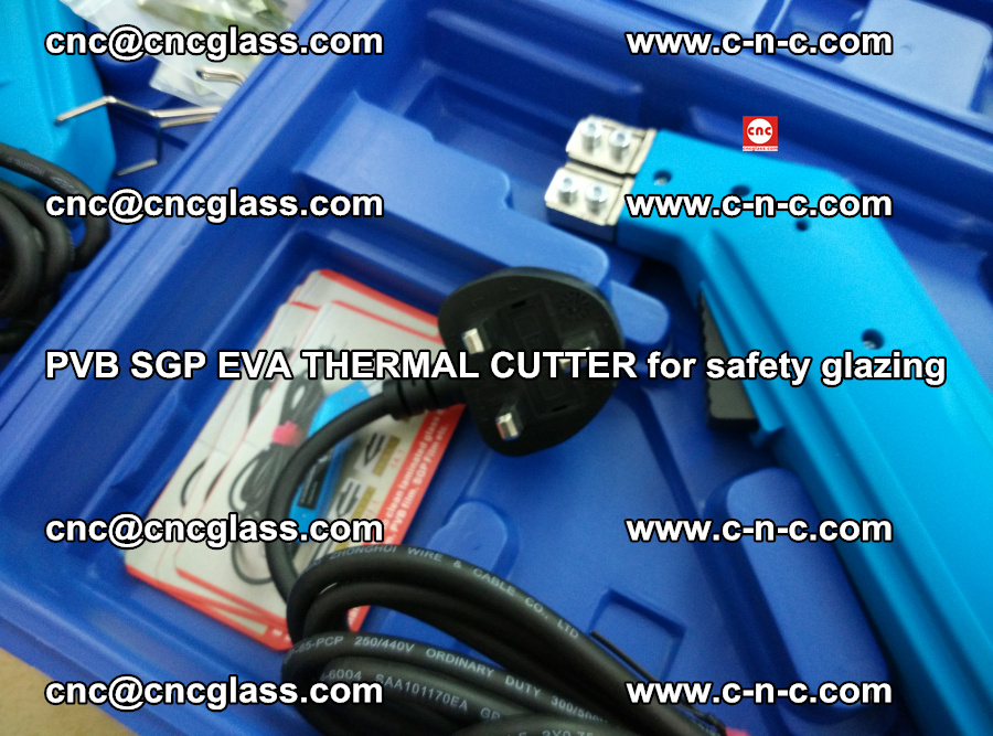 PVB SGP EVA THERMAL CUTTER for laminated glass safety glazing (74)