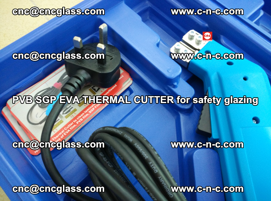 PVB SGP EVA THERMAL CUTTER for laminated glass safety glazing (78)