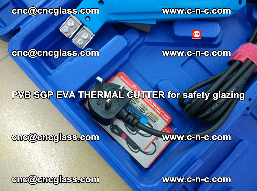 PVB SGP EVA THERMAL CUTTER for laminated glass safety glazing (82)