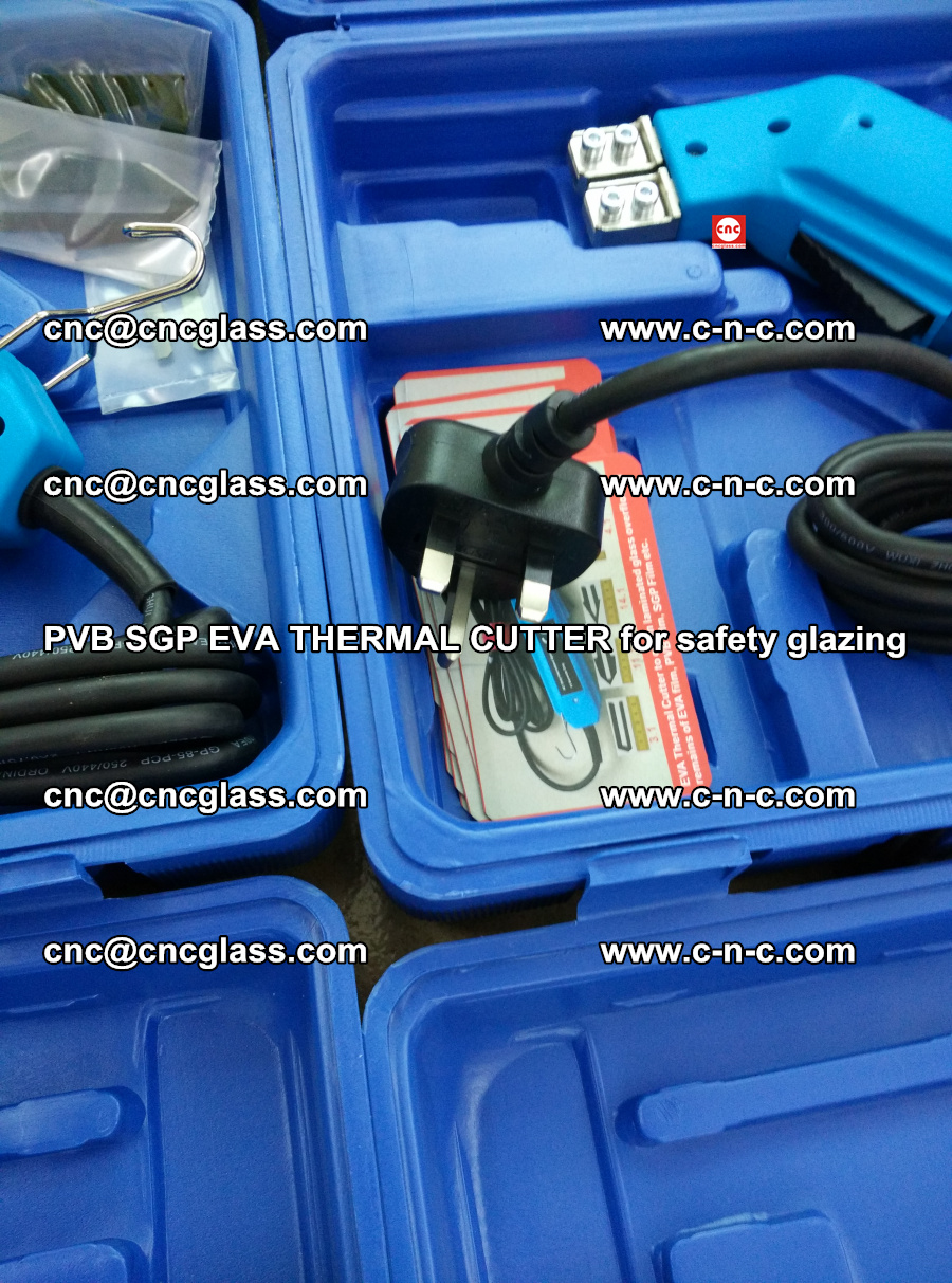 PVB SGP EVA THERMAL CUTTER for laminated glass safety glazing (88)