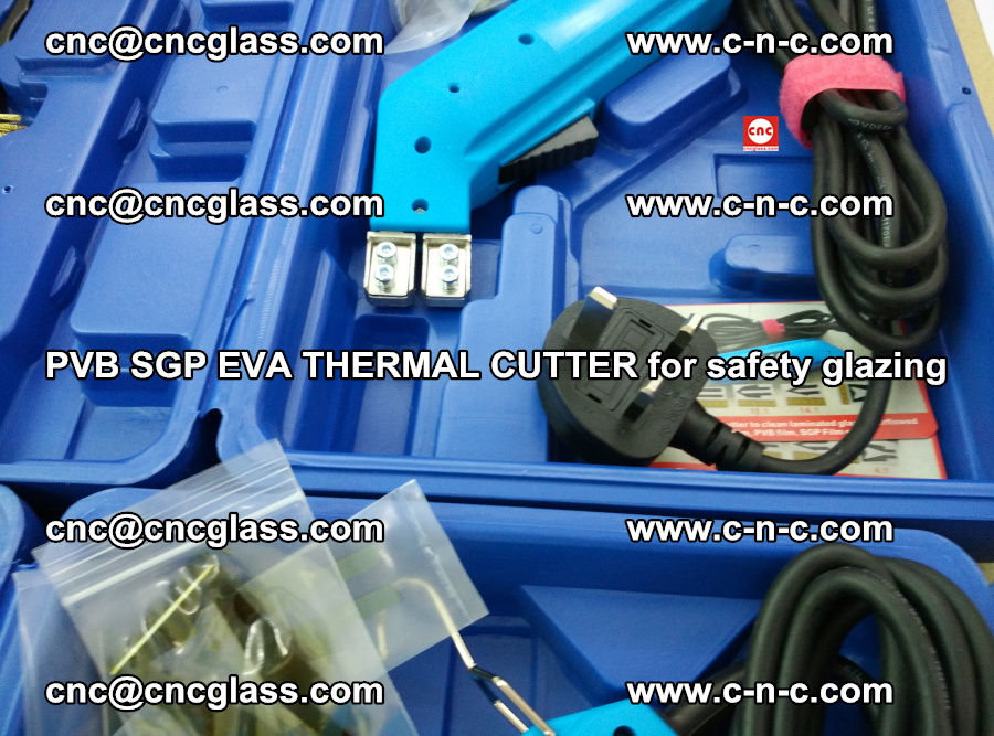 PVB SGP EVA THERMAL CUTTER for laminated glass safety glazing (93)
