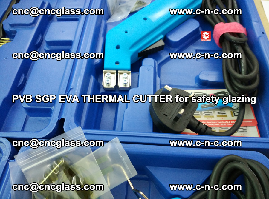 PVB SGP EVA THERMAL CUTTER for laminated glass safety glazing (94)