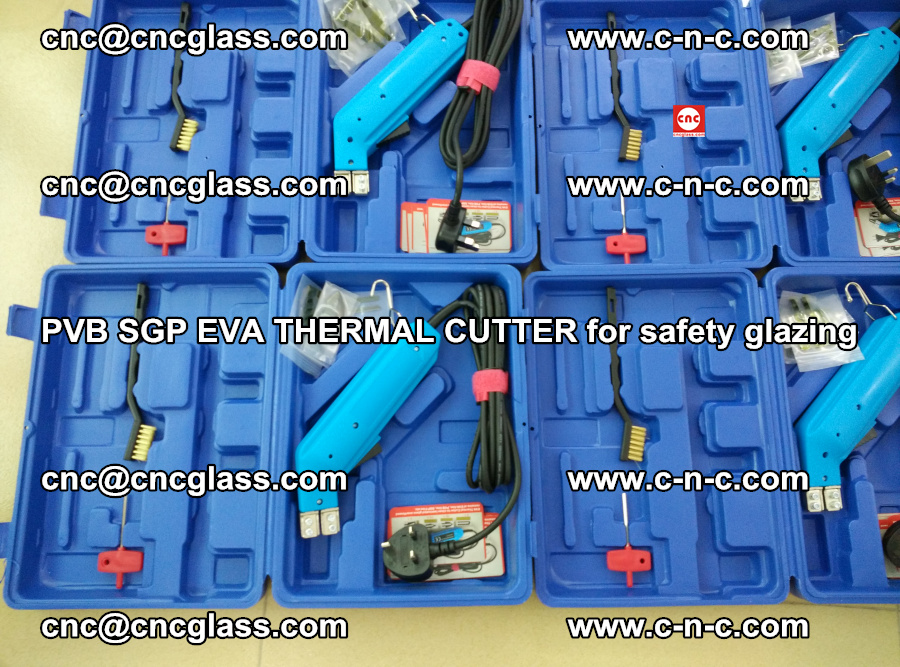 PVB SGP EVA THERMAL CUTTER for laminated glass safety glazing (96)