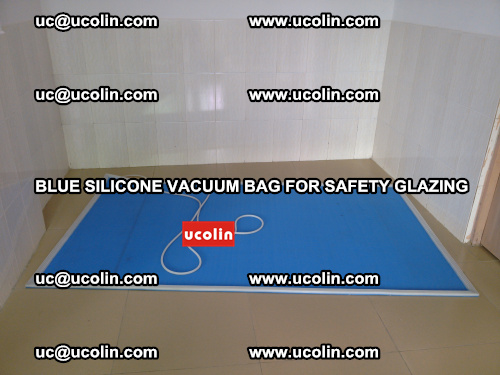 Blue Silicone Vacuum Bag for safety glazing (17)