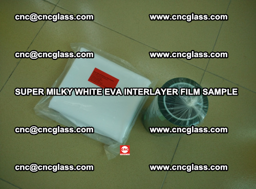 Super Milky White EVA FILM for safety glass, EVAVISION (14)