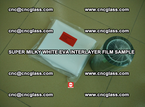Super Milky White EVA FILM for safety glass, EVAVISION (16)