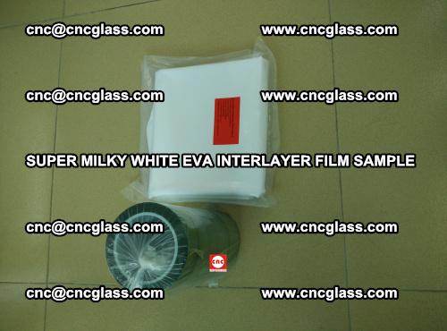 Super Milky White EVA FILM for safety glass, EVAVISION (25)