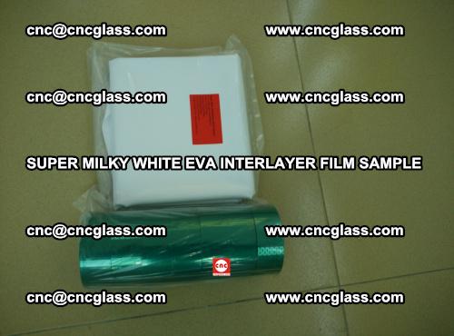 Super Milky White EVA FILM for safety glass, EVAVISION (35)