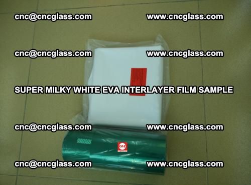 Super Milky White EVA FILM for safety glass, EVAVISION (38)