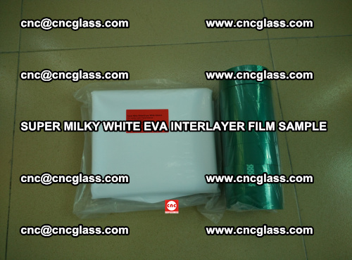 Super Milky White EVA FILM for safety glass, EVAVISION (54)