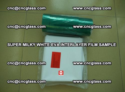 Super Milky White EVA FILM for safety glass, EVAVISION (63)