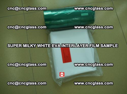 Super Milky White EVA FILM for safety glass, EVAVISION (73)