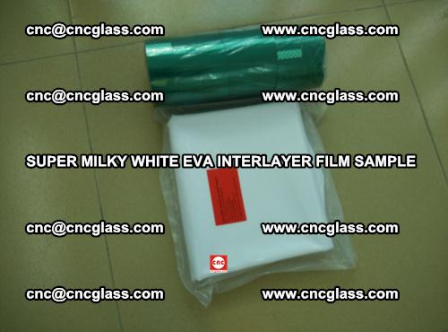 Super Milky White EVA FILM for safety glass, EVAVISION (74)