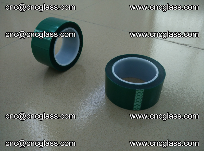 Eva glass laminating interlayer film foil (PET GREEN TAPE accessories for safety glazing) (11)