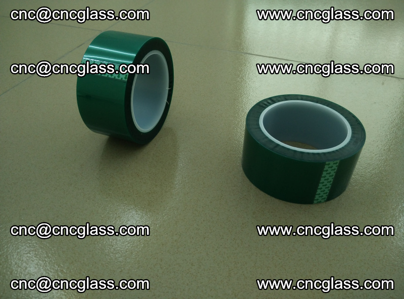Eva glass laminating interlayer film foil (PET GREEN TAPE accessories for safety glazing) (3)