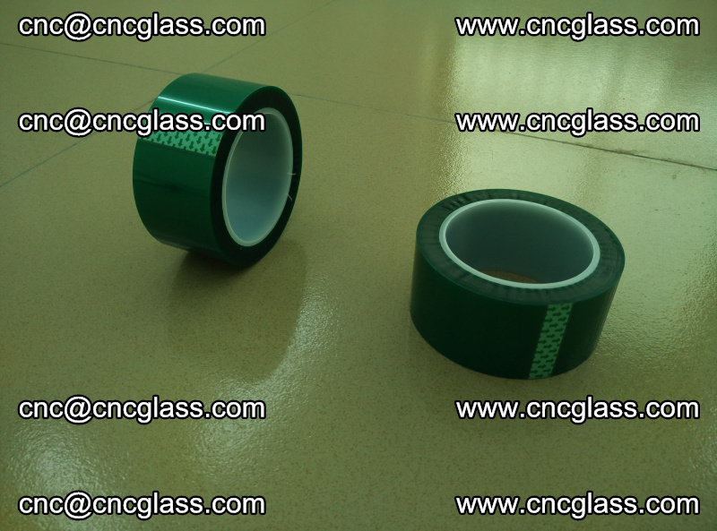 Eva glass laminating interlayer film foil (PET GREEN TAPE accessories for safety glazing) (6)