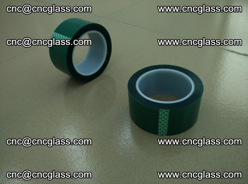 Eva glass laminating interlayer film foil (PET GREEN TAPE accessories for safety glazing) (8)