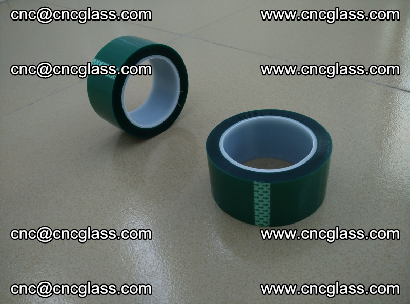Eva glass laminating interlayer film foil (PET GREEN TAPE accessories for safety glazing) (9)