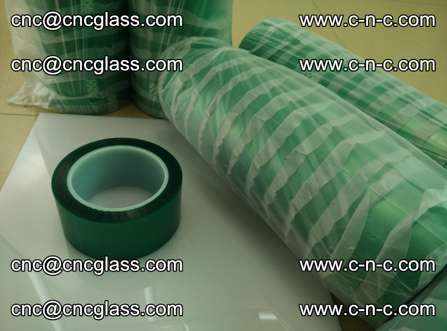 PET GREEN TAPE for safety glazing EVA PVB SGP 20150428 (51)