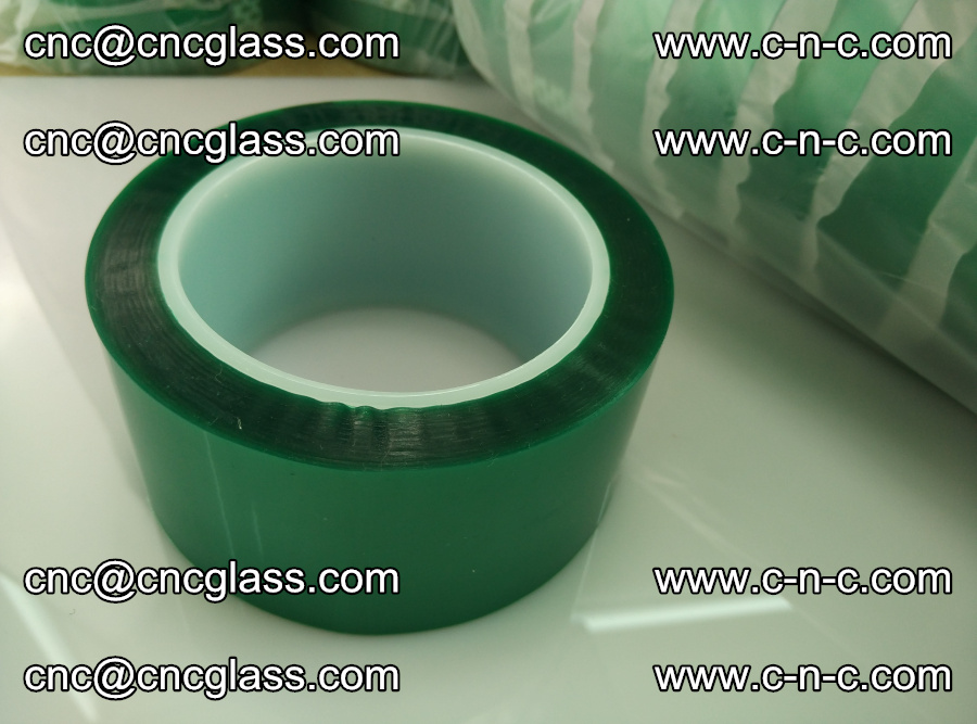 PET GREEN TAPE for safety glazing EVA PVB SGP 20150428 (60)